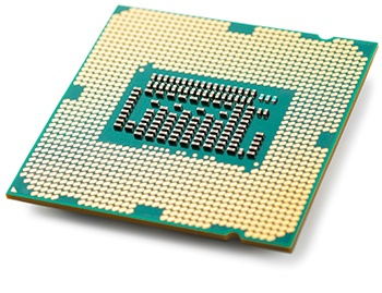 Semiconductor Computer Chip
