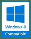 Microsoft Windows 10 compatible