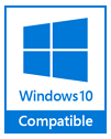Microsoft Windows 10 compatible