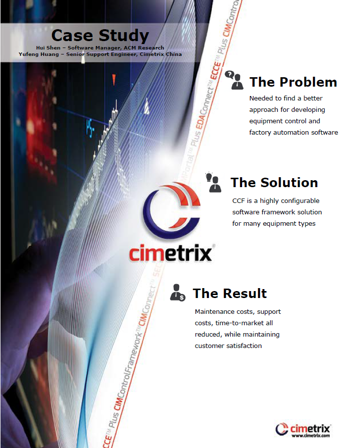 Case Study: Benefits of CCF Platform