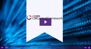 What is CIMControlFramework?