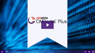 What is CIMPortal Plus?