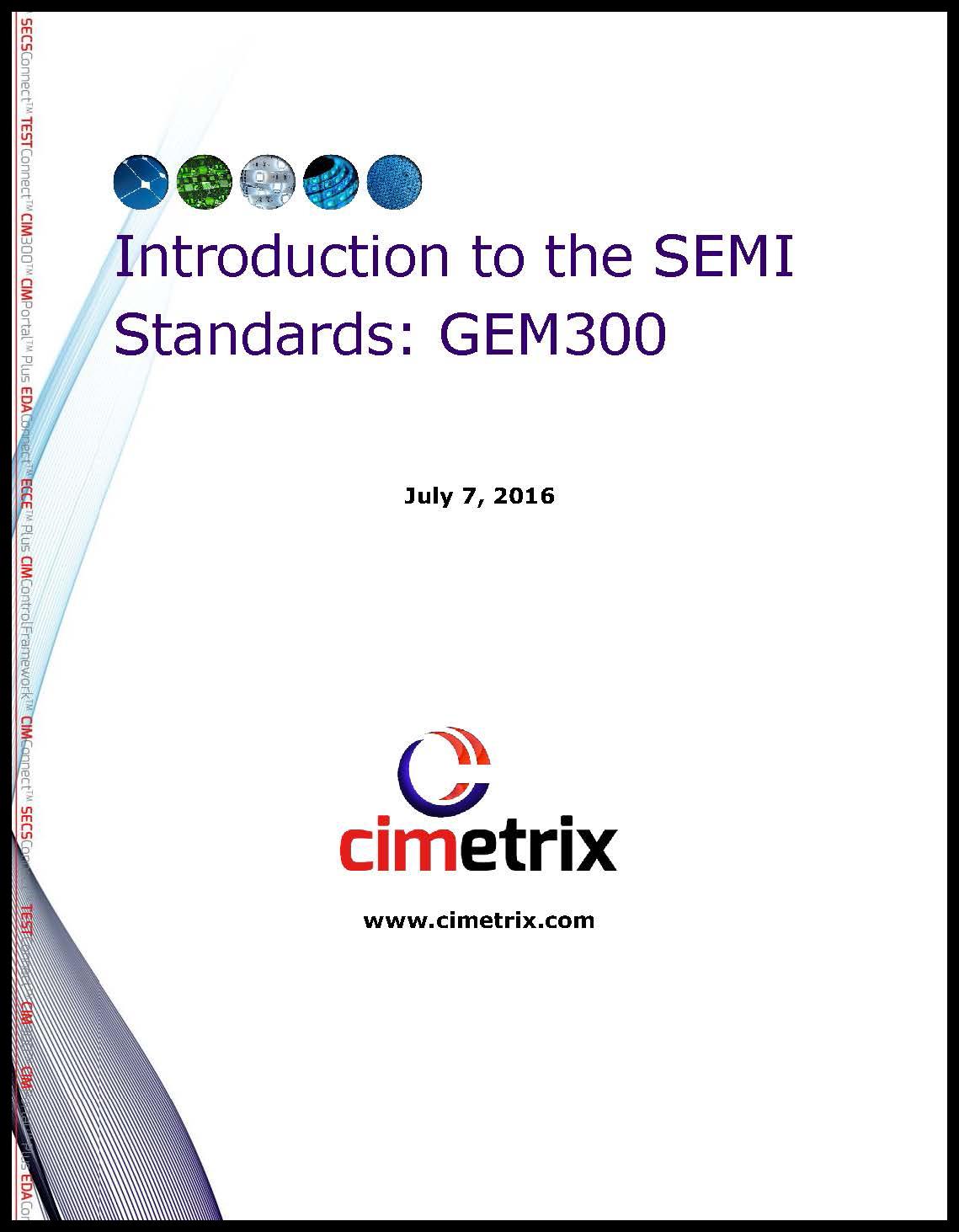 Semi Standards GEM300