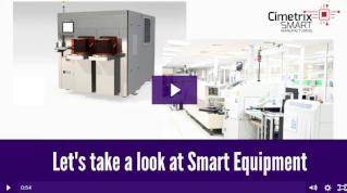 Smart Factories need Smart Equipment
