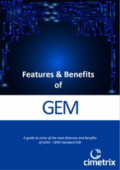 GEM Features and benefits ebook