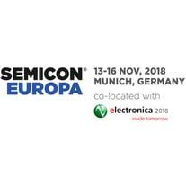 SEMICON Europa 2018 - electronica 2018